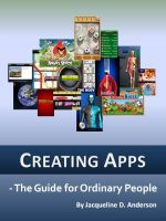 Cover for 'Creating Apps - The Guide for Ordinary People'