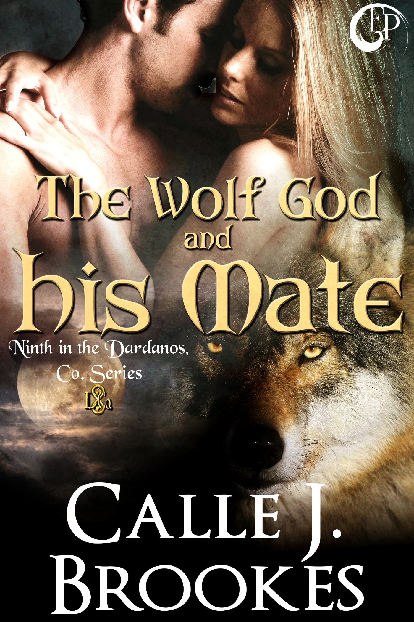 Calle J. Brookes - The Wolf God and His Mate