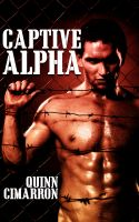 Cover for 'Captive Alpha'