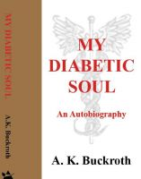 Cover for 'My Diabetic Soul - An Autobiography'