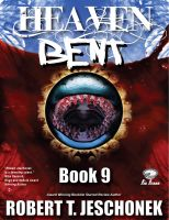 Cover for 'Heaven Bent Book 9'