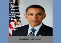 "Cover for 'Barack Hussein Obama: ""The House Negro and The Field Negro""'"