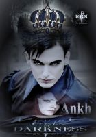 Cover for 'Prince - Heir of darkness: Ankh'