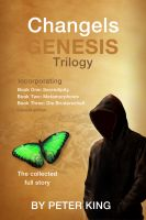 Cover for 'Changels - Genesis (books 1-3)'