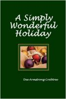 Cover for 'A Simply Wonderful Holiday'