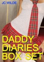 Cover for 'Daddy Diaries Erotic Box Set'