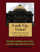 Cover for 'A Walking Tour of Elmira, New York'