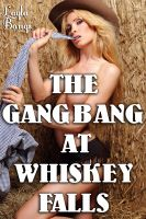 Cover for 'The Gangbang at Whiskey Falls'