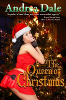 Cover for 'The Queen of Christmas'
