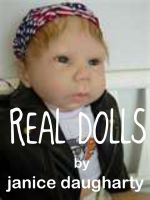 Cover for 'Real Dolls'