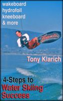 Cover for '4-Steps to Water Skiing Success'