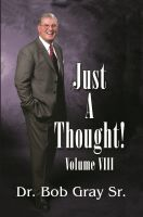 Cover for 'Just A Thought VIII'