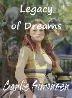 Cover for 'Legacy of Dreams'