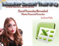 Cover for 'Excel Formulas Revealed - Master Financial formulas in Microsoft Excel'