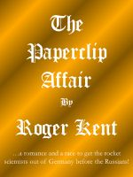 Cover for 'The Paperclip Affair'