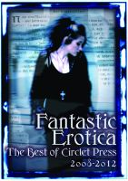 Cover for 'Fantastic Erotica'