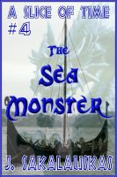 Cover for 'The Sea Monster'