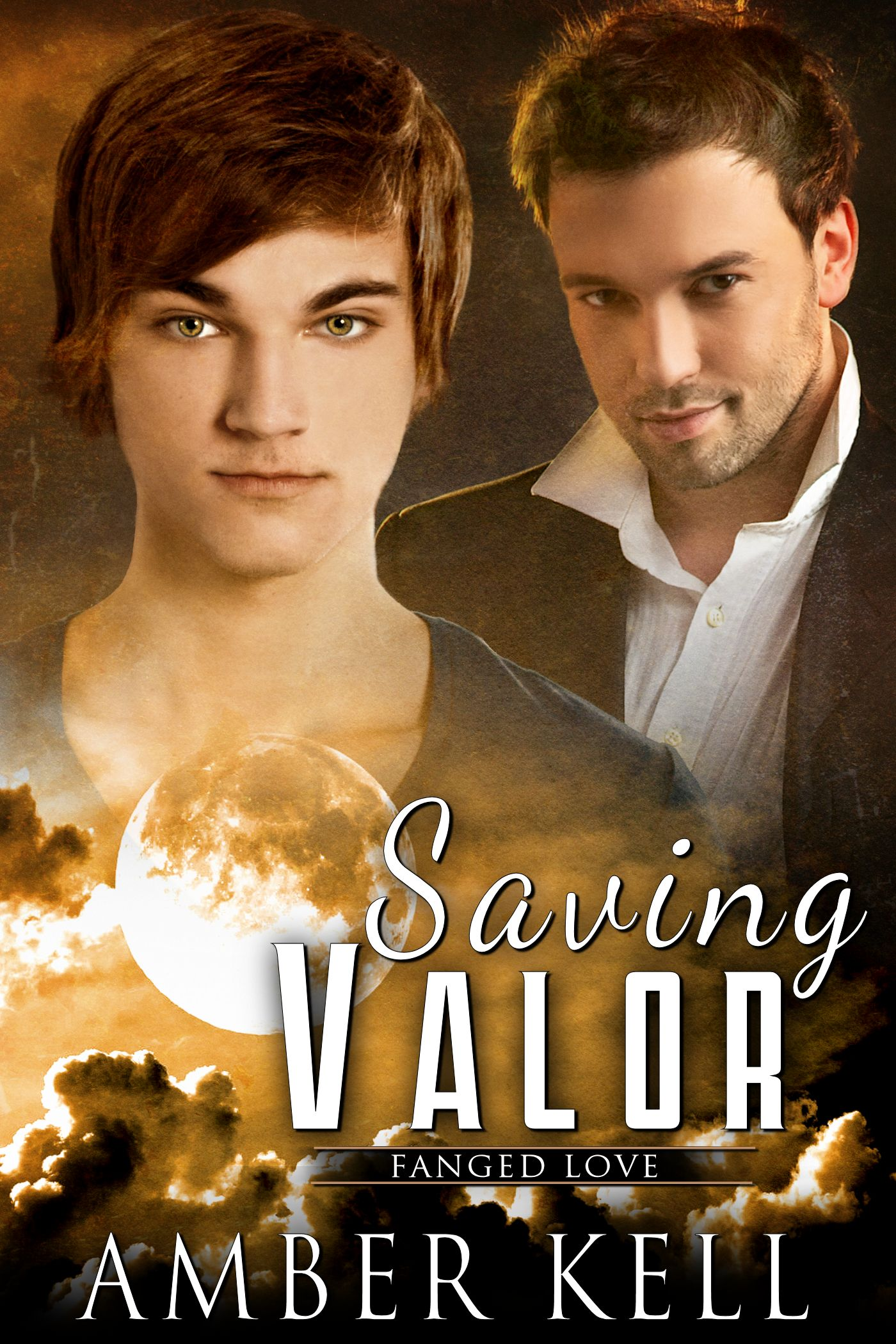 Amber Kell - Saving Valor