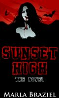 Cover for 'Sunset High'