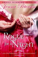 Cover for 'Rogue for a Night'
