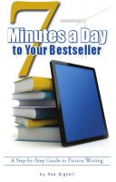 Cover for '7 Minutes a Day to Your Bestseller'