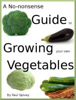 Cover for 'A No-nonsense Guide to Growing your own Vegetables'