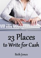 Cover for '23 Places to Write for Cash'