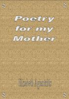 Cover for 'Poetry for my Mother'