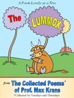 Cover for 'The Lummox'