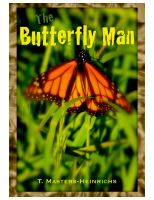 Cover for 'The Butterfly Man'