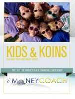 Cover for 'Kids & Koins: Teaching Your Kids About Money'