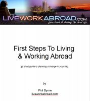 Cover for 'First Steps To Living and Working Abroad'