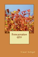 Cover for 'Reincarnation QED'