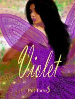 Cover for 'Violet (Novela Fantasía)'