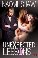 Cover for 'Unexpected Lessons'