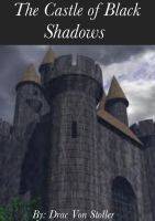 Cover for 'The Castle of Black Shadows'