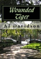 Cover for 'Wounded Tiger'