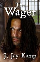 Cover for 'The Wager'