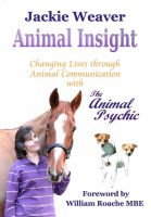 Cover for 'Animal Insight: Animal Communication with The Animal Psychic'