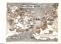 Cover for 'Shadow World: Book One'