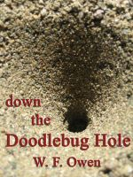 Cover for 'down the Doodlebug Hole'