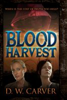 Cover for 'Blood Harvest'