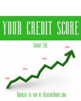 Cover for 'Your Credit Score'