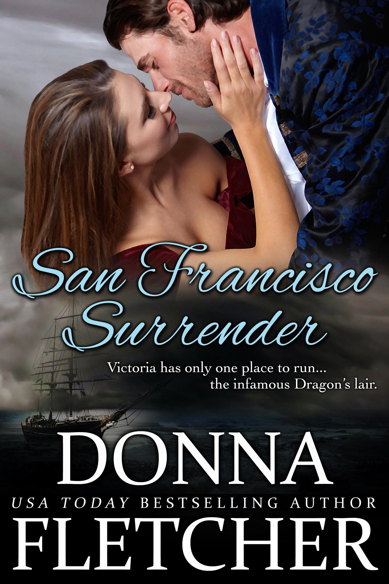 Donna Fletcher - San Francisco Surrender