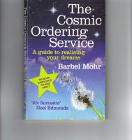 Cover for 'The Cosmic Ordering Service'