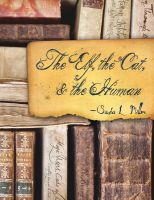 Cover for 'The Elf, the Cat, and the Human'