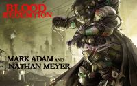 Cover for 'BLOOD REDEMPTION (short fiction)'