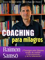 Cover for 'Coaching para Milagros'