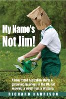 Cover for 'My Name's Not Jim!'