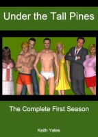 Cover for 'Under the Tall Pines: The Complete First Season'